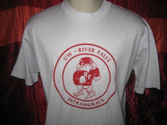 Vintage 1980s University of Wisconsin t-shirt, XL