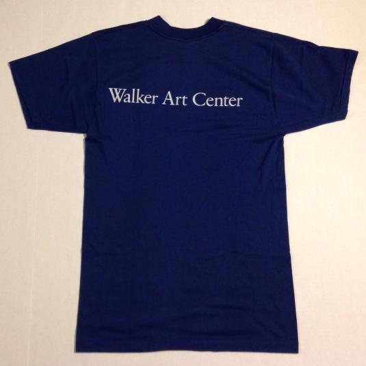 Vintage 1980 Pablo Picasso Walker Art Center t-shirt