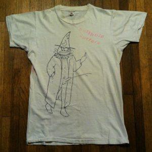 Vintage Rare 1980's Butthole Surfers t-shirt