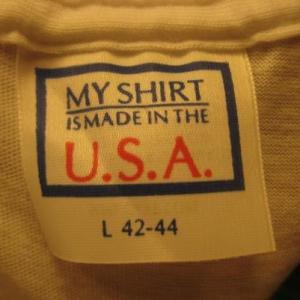 vintage 1989-1990 Bay Bay Kids t-shirt, Simpsons knock off