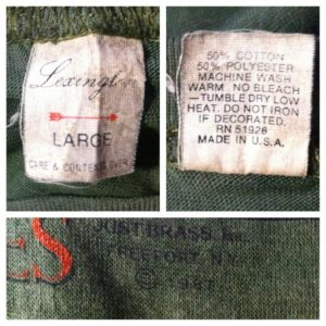 Vintage 1980's PAPER THIN US Marines t-shirt