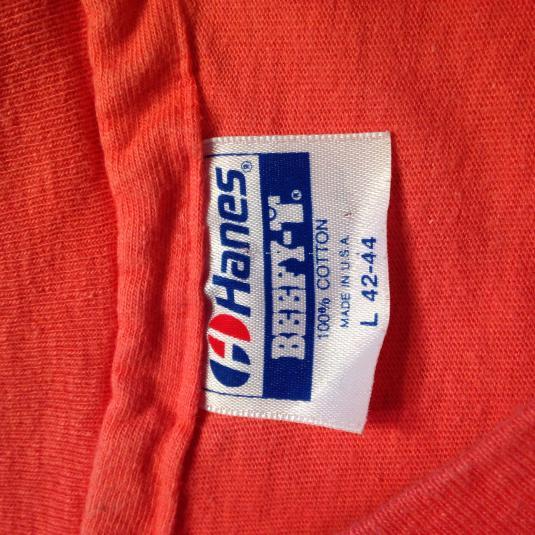 Vintage 1989 Aspen Music Festival t-shirt