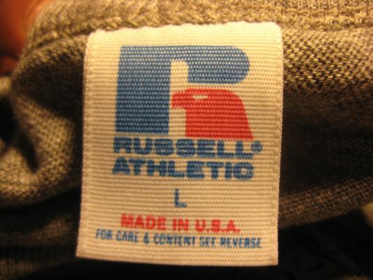 Rare vintage rayon blend Irish Republican Martyrs t-shirt