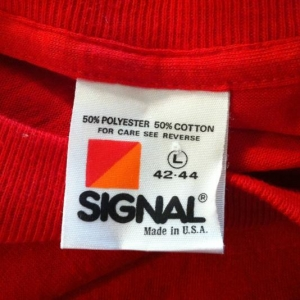 Vintage early 80's New Jersey Generals football t-shirt