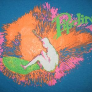 Vintage 1980's Pipeline surf sleeveless t-shirt, Small