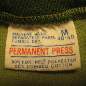 1970's Captain and Tennille iron-on ringer t-shirt, medium