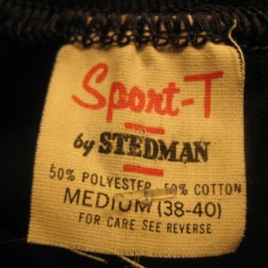 Vintage 1980s Stroh's Bowling t-shirt, S M, soft and thin