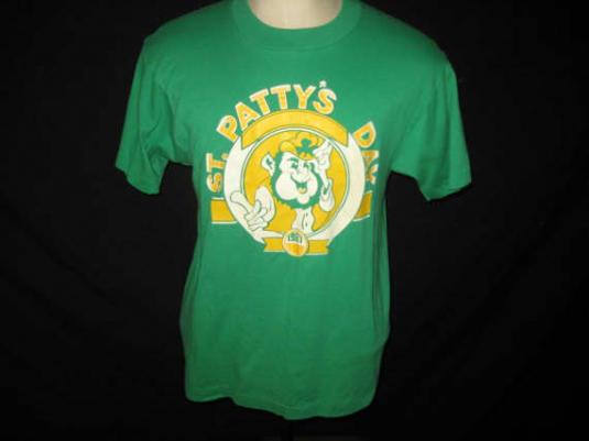 Vintage 1987 Saint Patty's Day t-shirt, L