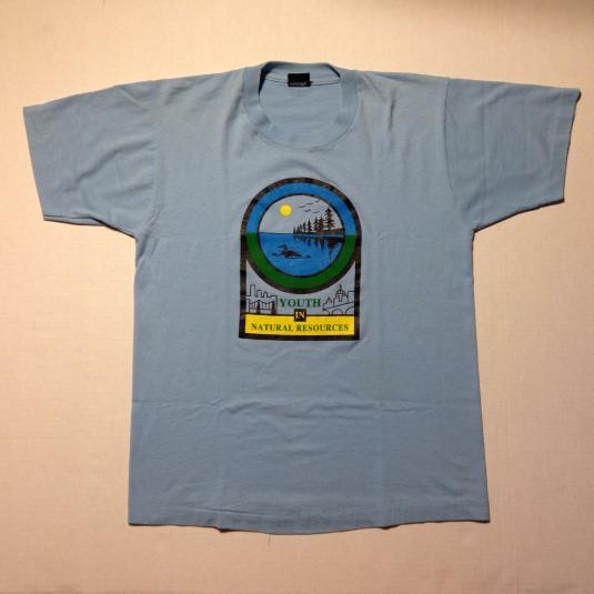 Vintage Youth In Natural Resources t-shirt