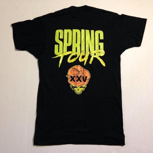 Vintage 1990 Grateful Dead Spring Tour t-shirt