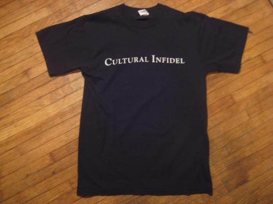 Vintage 1990 Andy Warhol Art Exhibit t-shirt, M