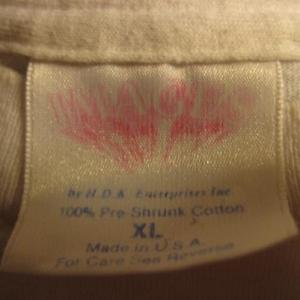 VIntage 1980's Kool Aid Great Bluedini t-shirt, XL