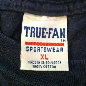 Vintage 1995 Cleveland Indians World Series baseball t-shirt