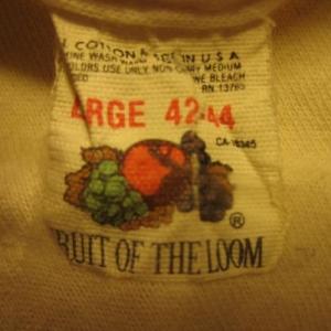 Vintage Minutemen t-shirt, hand screened Raymond Pettibon