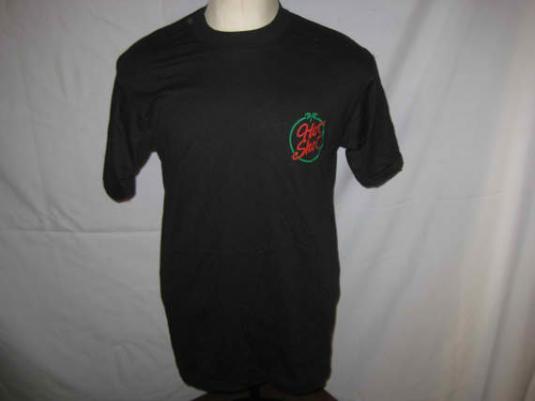 Vintage 1980's t-shirt, Hot Shot, M L