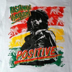 Vintage deadstock Bob Marley large t-shirt