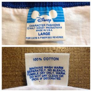 Vintage 1980's Walt Disney World Magic Music Days t-shirt