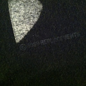 Vintage 1989 The Replacements Paul Westerberg t-shirt