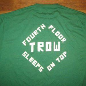 Vintage 1980's college dorm hall t-shirt