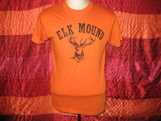 Vintage 1980s Wisconsin school t-shirt, L XL