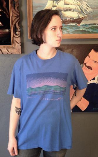 Vintage 1980's Vermont t-shirt
