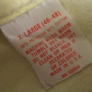 Vintage 1970's Bonaire t-shirt, soft and thin, L-XL