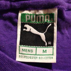 Vintage 1980's PUMA sleeveless t-shirt