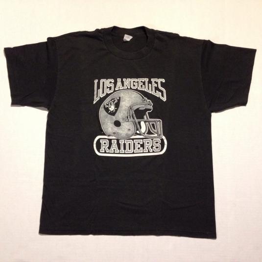 Vintage 1980's Los Angeles Raiders t-shirt