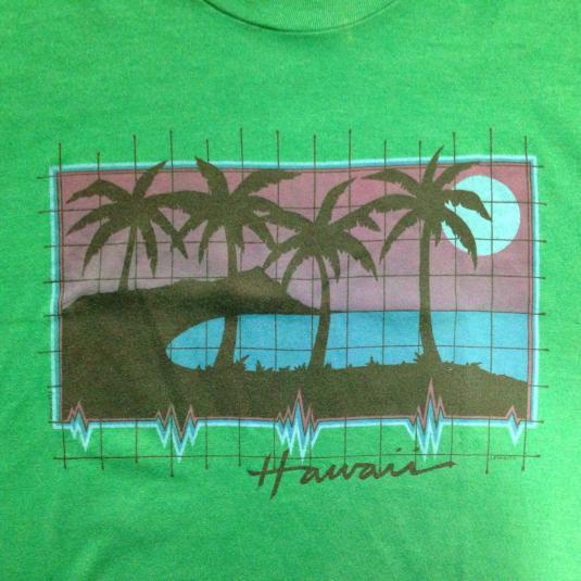 Vintage 1980's Hawaii t-shirt