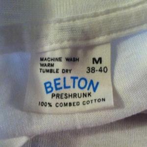 Vintage 1970's 1941 John Belushi movie t-shirt