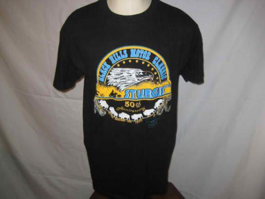 1990 Sturgis vintage t-shirt, soft, XL