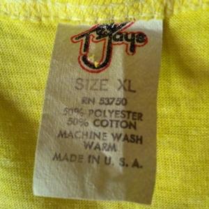 Vintage 1980's Texas sunshine t-shirt