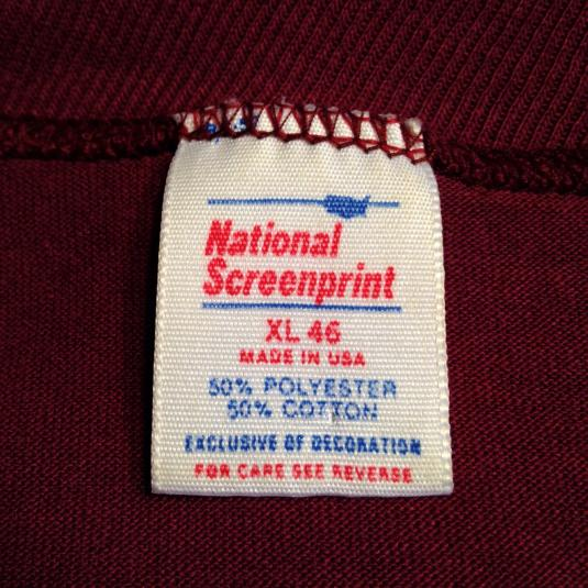 Vintage 1980's University of Minnesota t-shirt