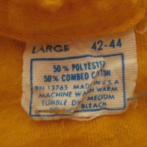 Vintage 1970's John Wayne t-shirt, soft and thin, M-L