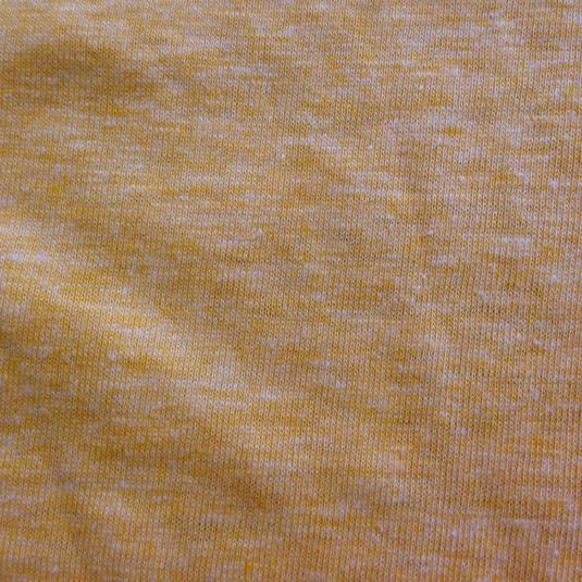 """Vintage heather yellow """"Techs Do It On The Bench"""" t-shirt"""