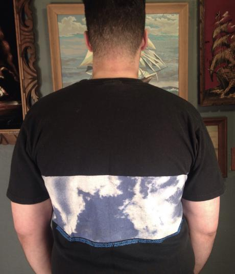 Vintage 1998 Pearl Jam Yield tour t-shirt