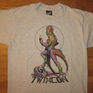 Vintage 1994 Twincon convention t-shirt, medium
