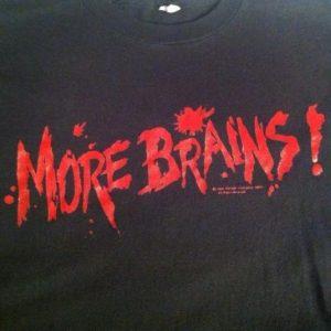 Vintage 1985 Return of the Living Dead horror movie t-shirt