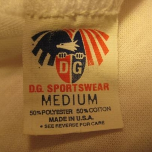 Vintage Original 1986 Corcodile Dundee t-shirt, medium