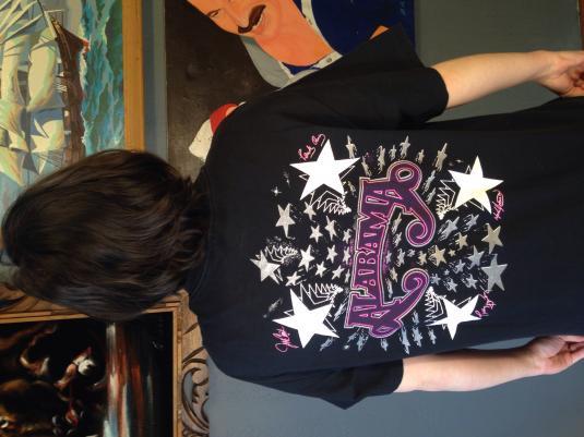 Vintage 1992 Alabama t-shirt