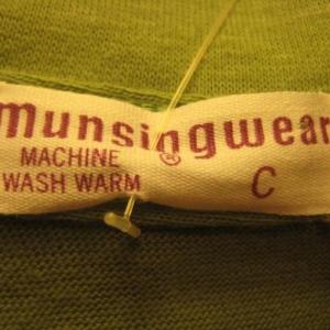 1960s-1970s vintage beautiful deadstock Munsingwear t-shirt
