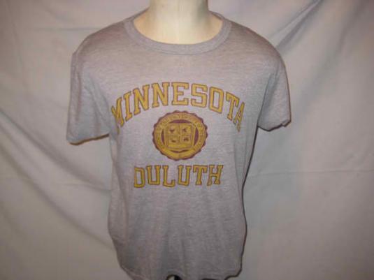 1980's Champion brand U of M t-shirt, L