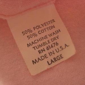 Vintage 1980's anti-preppy sleeveless t-shirt, M-L