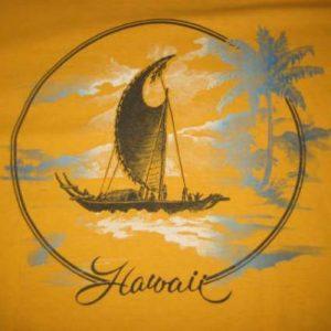 1980's Hawaii vintage t-shirt, XL