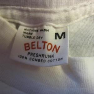Vintage 1983 Chuck Norris movie t-shirt, Lone Wolf Mcquade