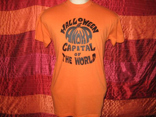 Vintage 1980s MN Halloween t-shirt, XL L