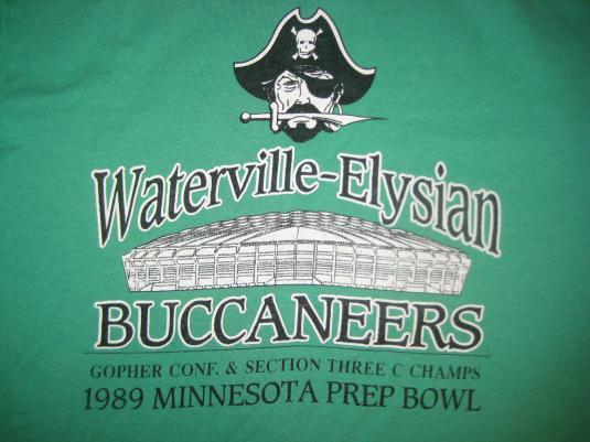 Vintage 1989 MN Prep Bowl game, large