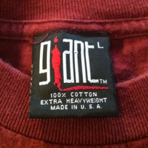 Vintage 1990's Rage Against The Machine t-shirt