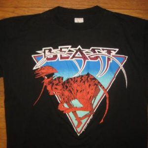 Vintage Shadow of the Beast promo t-shirt, Commodore Amiga