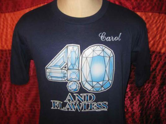1980's over the hill vintage t-shirt, L XL